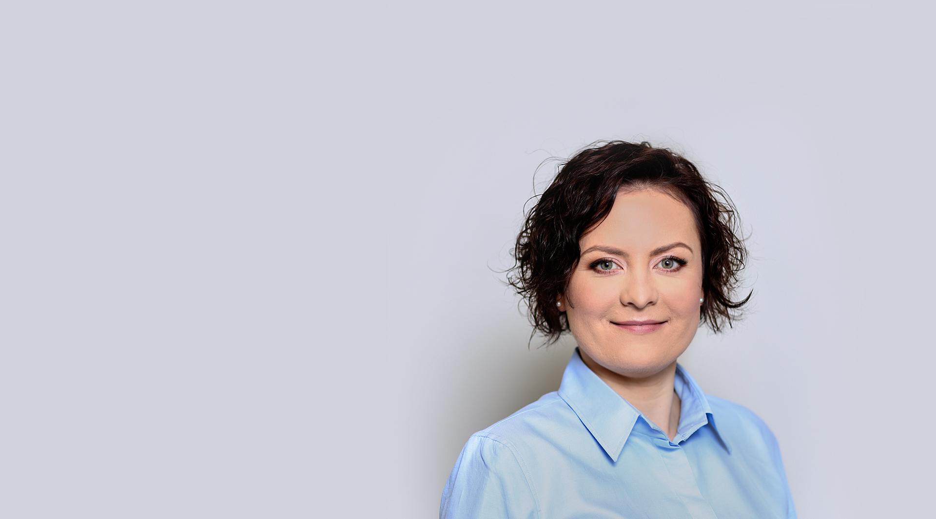 zdjęcie psychologa Ewy Waszkiewicz z Olsztyna